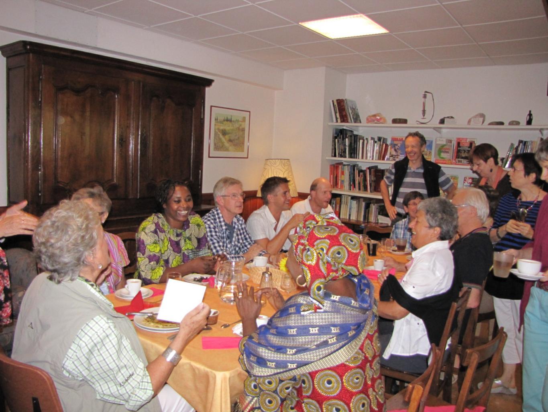 La Communauté et les Compagnons avec Françoise Porte