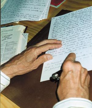 La Roche d'Or. Florin Callerand - ses nombreux écrits