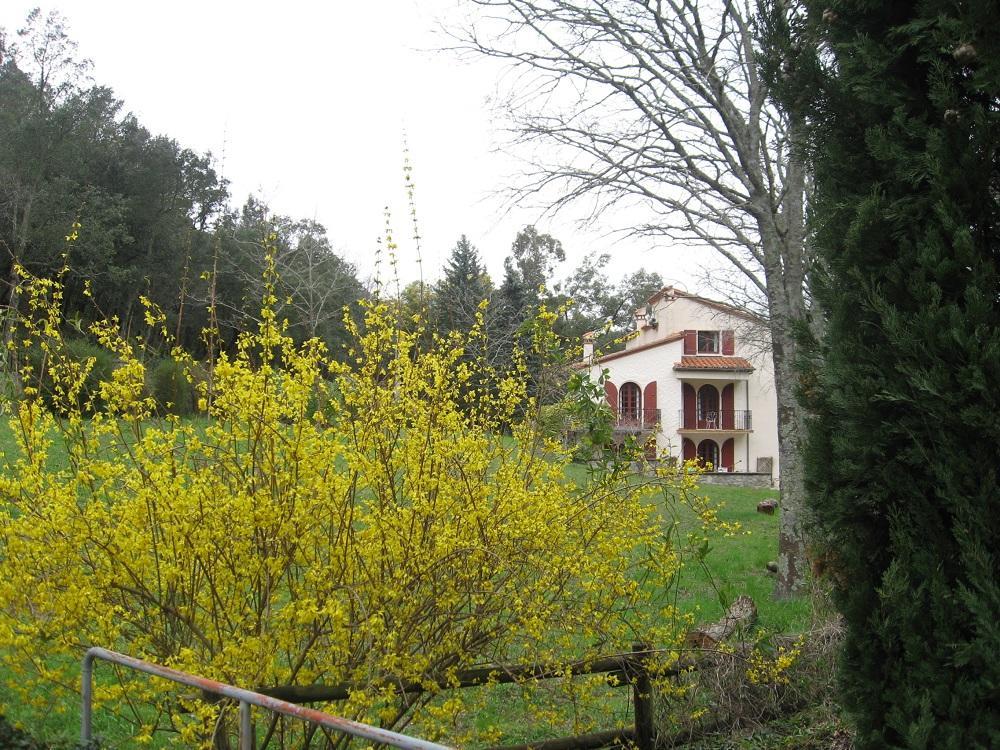Die Fontanilles. Haus Châtaigneraie